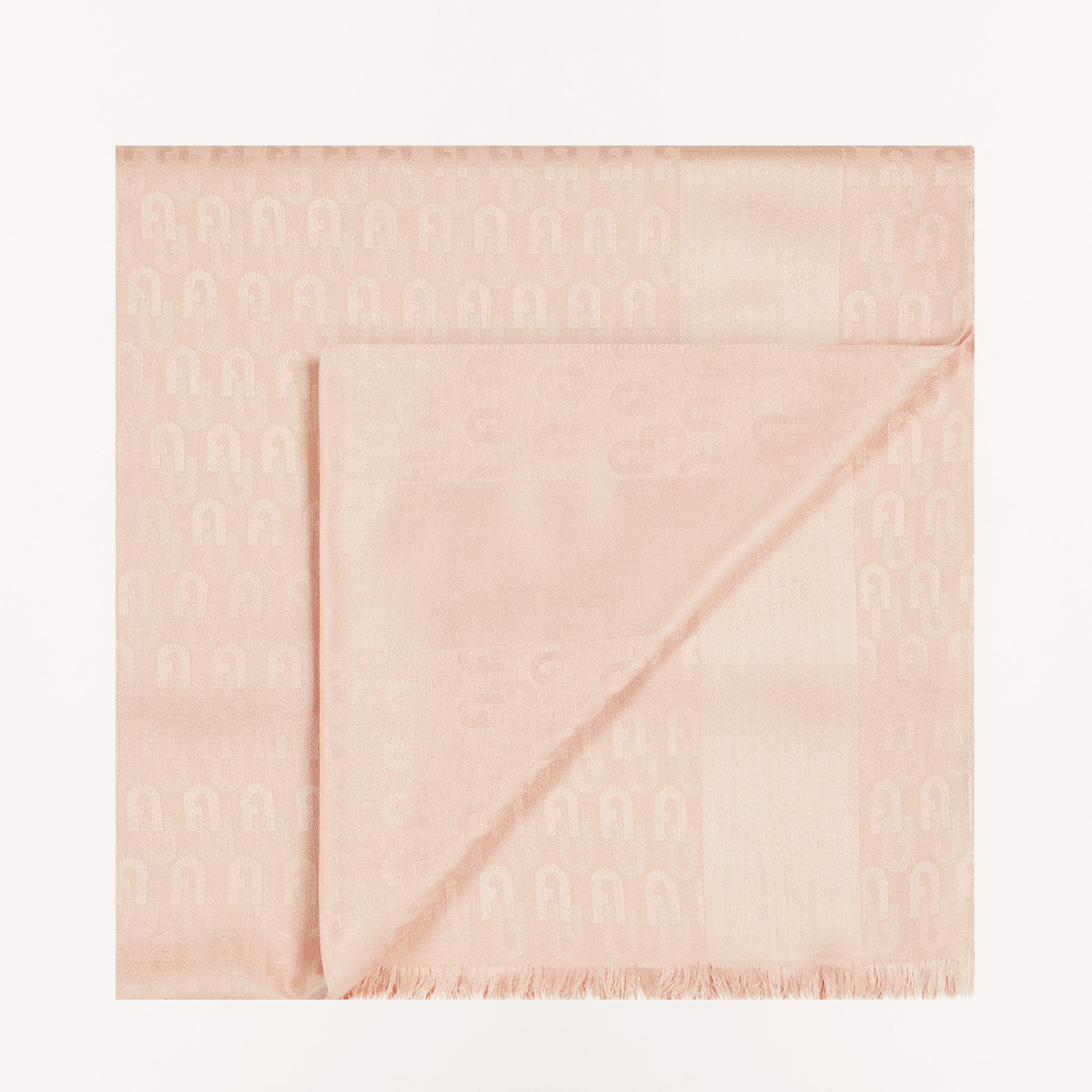 Furla Net Étole Pink