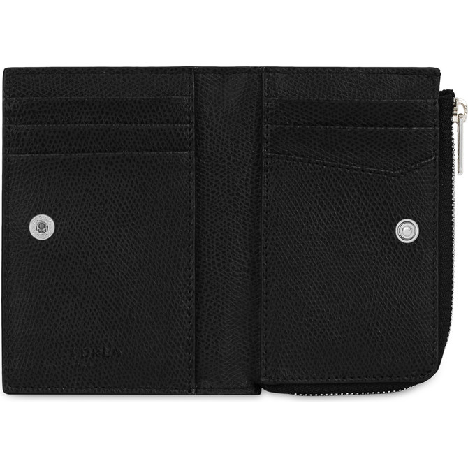CREDIT CARD CASE ONYX FURLA MAN MARTE
