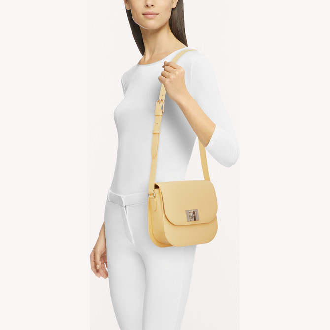 SHOULDER BAG S CREMA h FURLA 1927