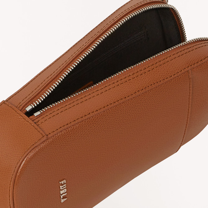 BELT BAG COGNAC h FURLA MAN PROJECT