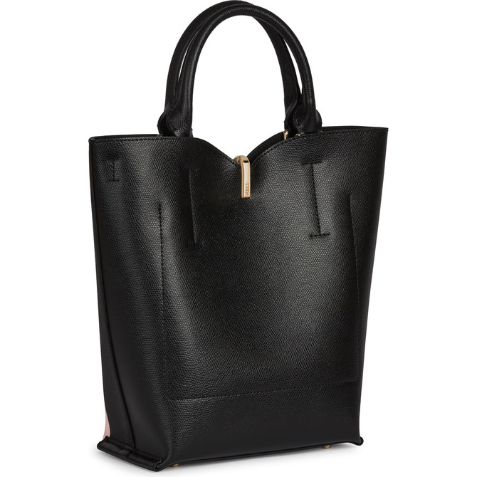 BUCKET BAG S NERO FURLA RIBBON
