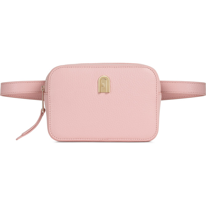 BELT BAG ROSA CHIARO h FURLA SLEEK