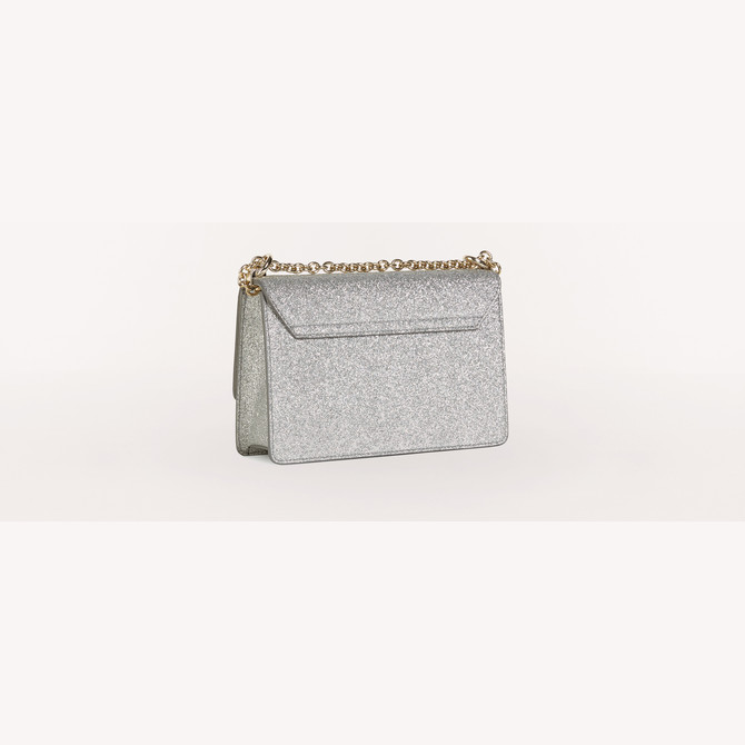 MINI CROSSBODY COLOR ARGENTO FURLA 1927