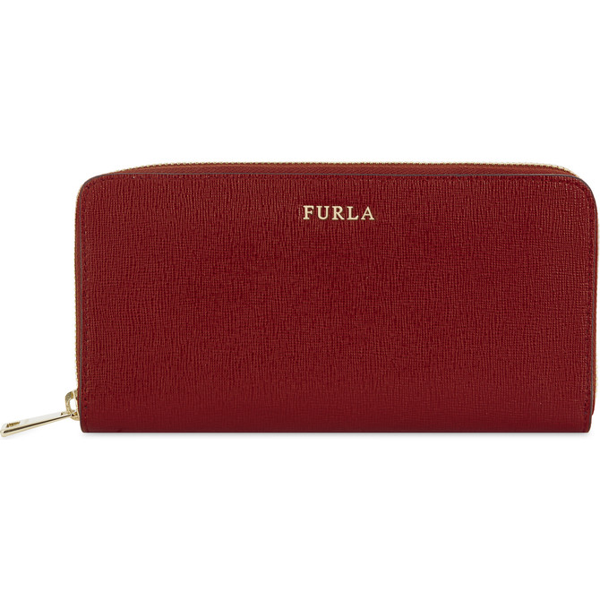ZIP AROUND CILIEGIA d FURLA BABYLON
