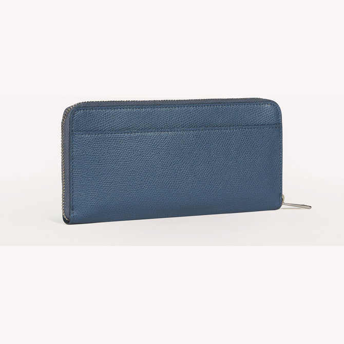 ZIP AROUND BLU DENIM FURLA MAN PROJECT