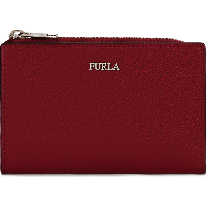 CREDIT CARD CASE CILIEGIA d FURLA MAN MARTE