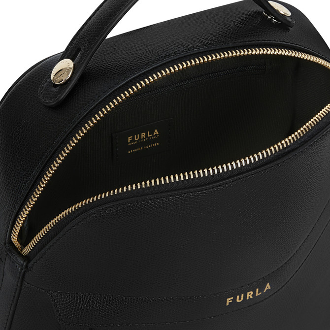 BACKPACK  S NERO FURLA PIPER