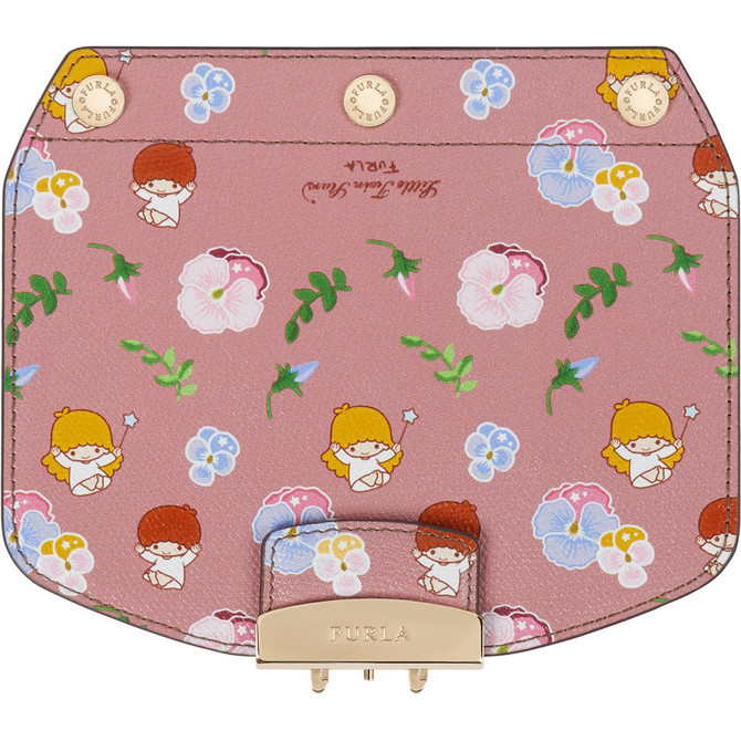 FLAP TONI ROSA FURLA KITTY