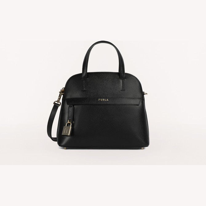 DOME S NERO FURLA PIPER