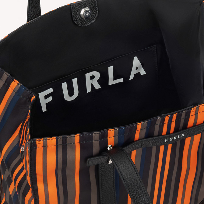 SHOPPING TONI ORANGE FURLA MAN GIOVE