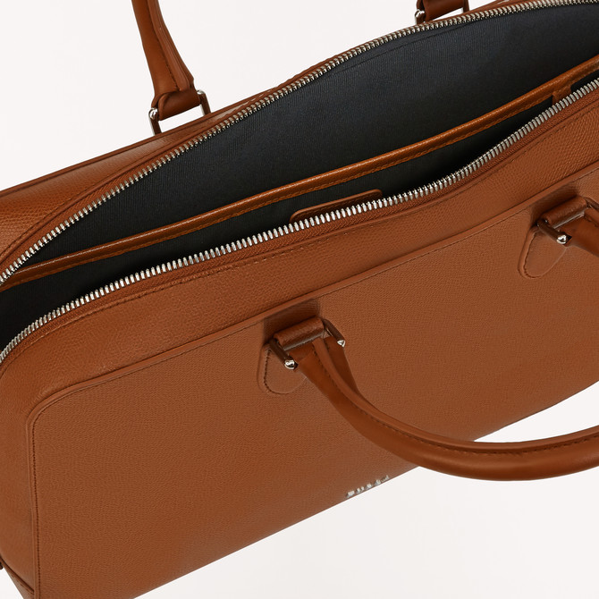 PORTE-DOCUMENTS COGNAC h FURLA MAN PROJECT