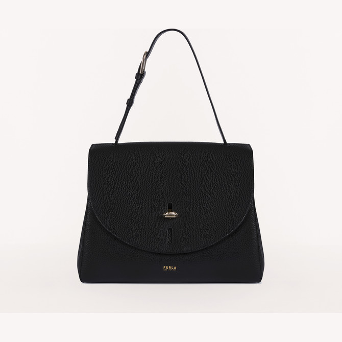 TOP HANDLE M NERO FURLA NET