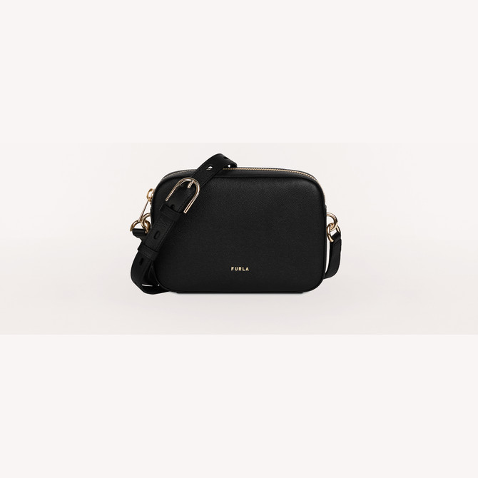 MINI CROSSBODY NERO FURLA BLOCK