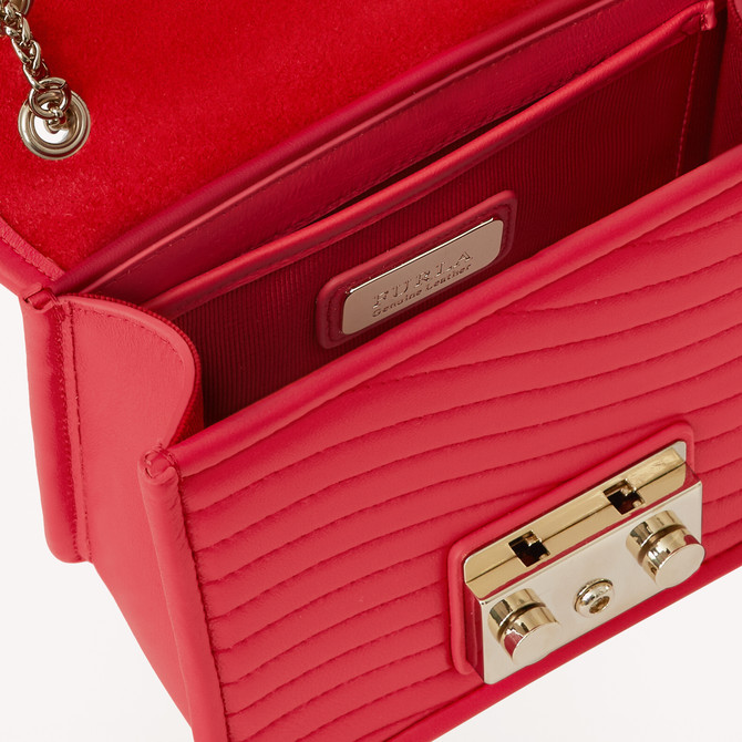 MINI CROSSBODY FRAGOLA h FURLA METROPOLIS SWING