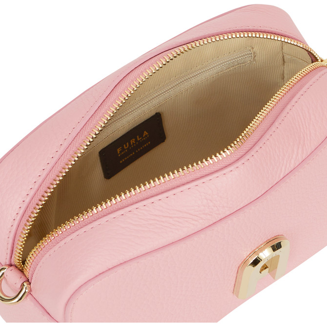 MINI CROSSBODY ROSA CHIARO h FURLA SLEEK