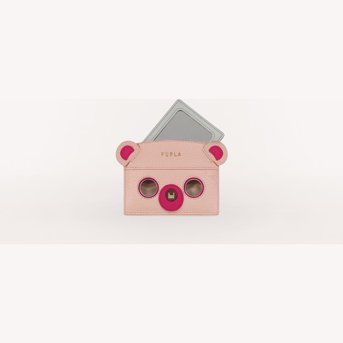 CREDIT CARD CASE CANDY ROSE FURLA ALLEGRA