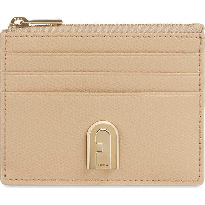 CREDIT CARD CASE SAND h FURLA 1927