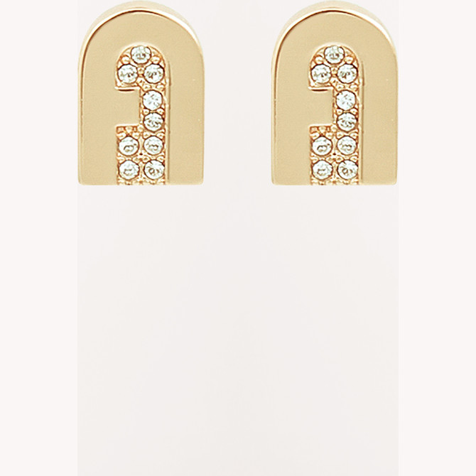 EARRINGS COLOR ORO FURLA NEW CRYSTAL