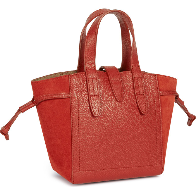 MINI TOTE CHILI OIL FURLA NET