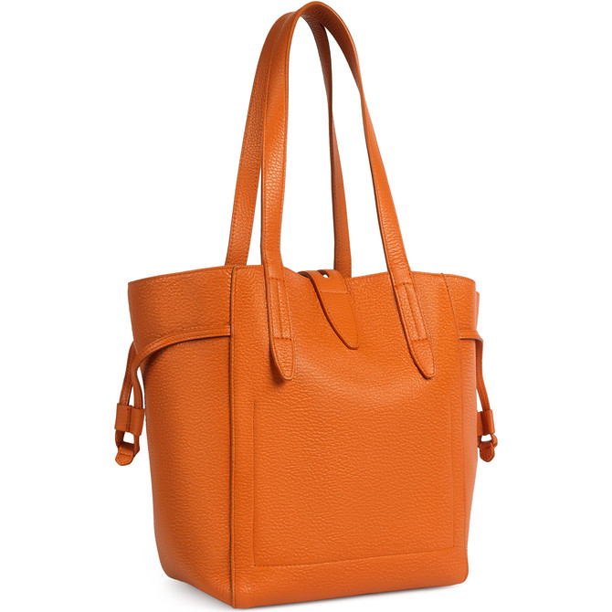 BOLSO TOTE ORANGE i FURLA NET