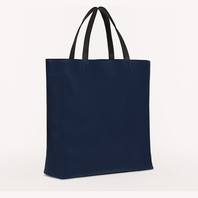 SAC CABAS L BLU d FURLA MAN TECHNICAL