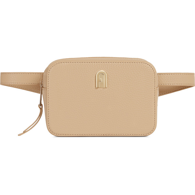 BELT BAG SAND h FURLA SLEEK