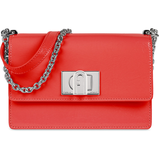 MINI CROSSBODY FUOCO h FURLA 1927