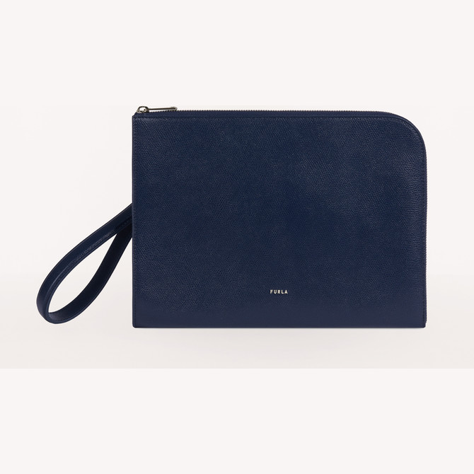 MAPPE BLU d FURLA MAN PROJECT
