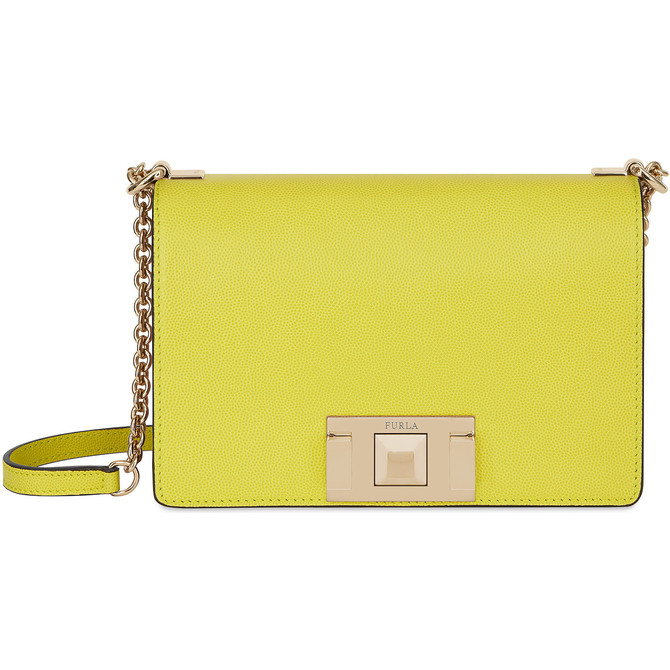MINI CROSSBODY LIME f FURLA MIMI'