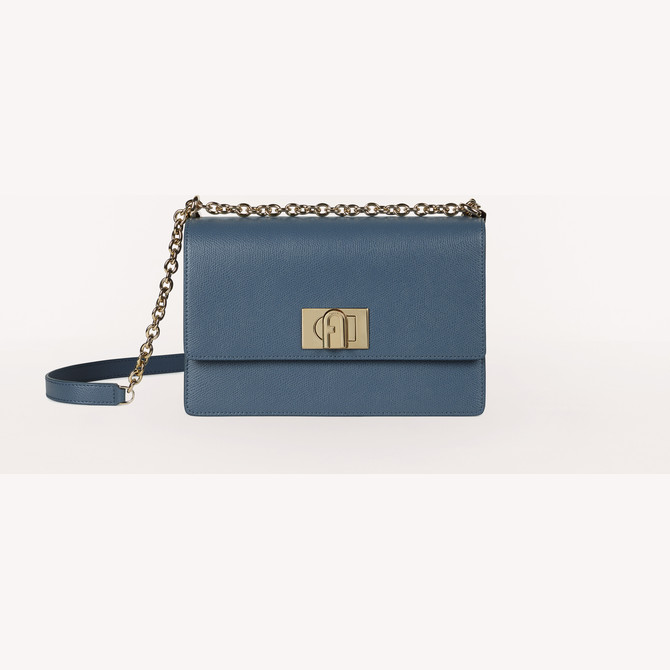 CROSSBODY S BLU DENIM FURLA 1927