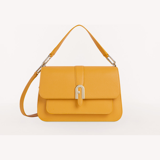 TOP HANDLE M OCRA FURLA SOFIA GRAINY