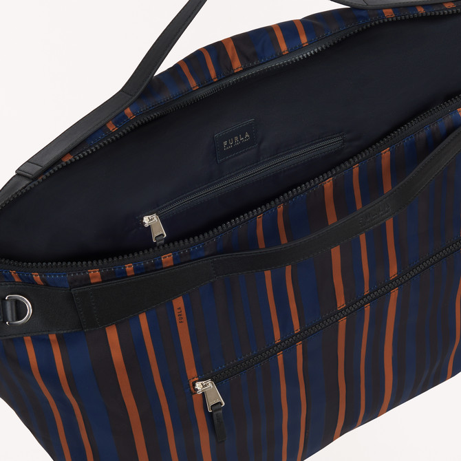 SABOT TONI BLU FURLA MAN TECHNICAL