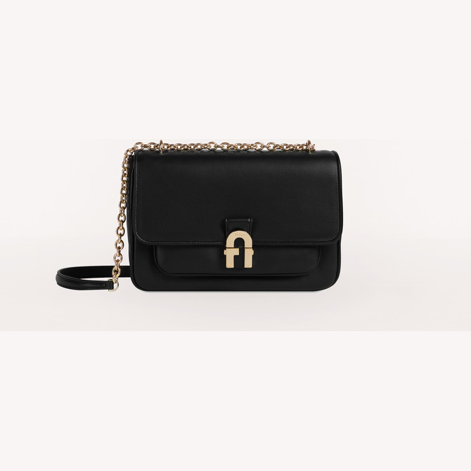 SHOULDER BAG S NERO FURLA COSY