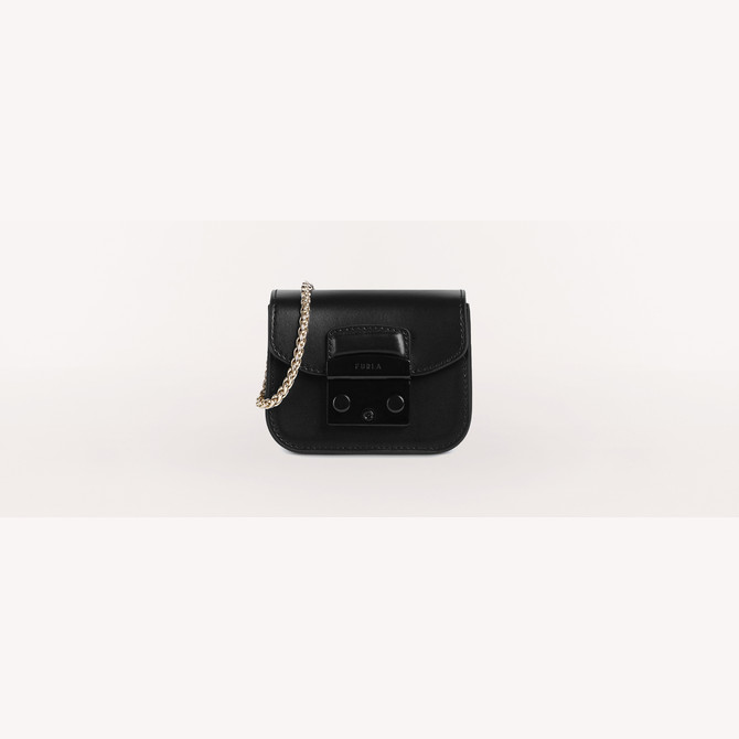 MINI BAG S NERO FURLA METROPOLIS
