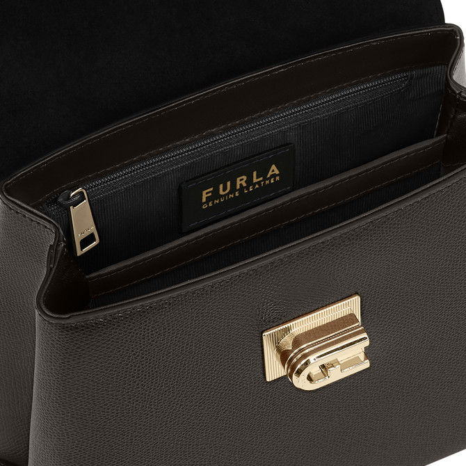 TOP HANDLE S ASFALTO g FURLA 1927