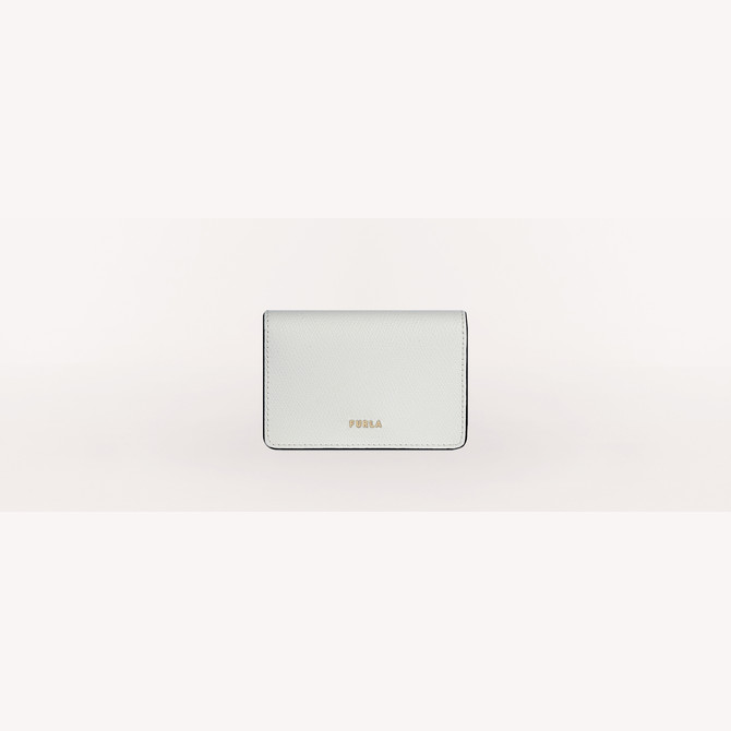 CREDIT CARD CASE TALCO h FURLA BABYLON