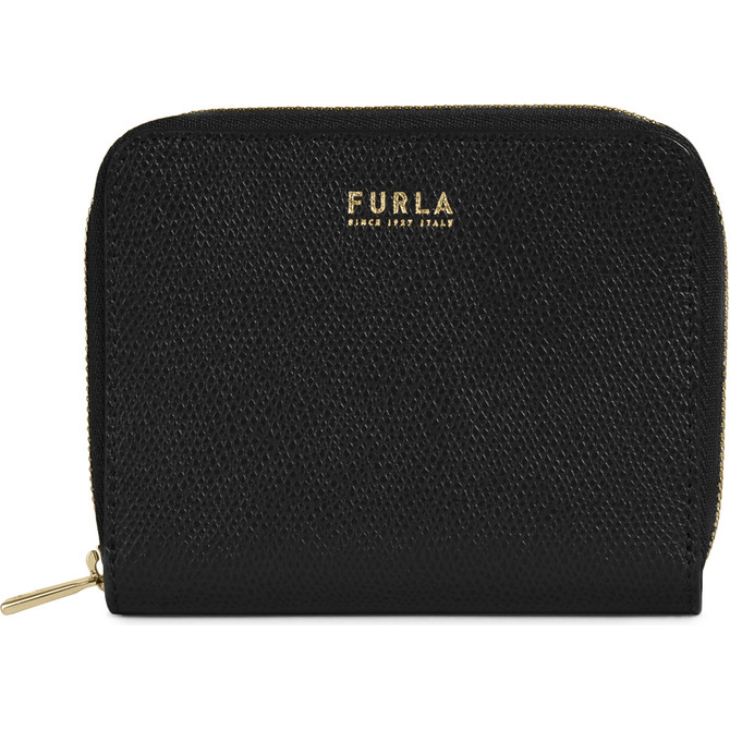 ZIP AROUND NERO FURLA NEXT