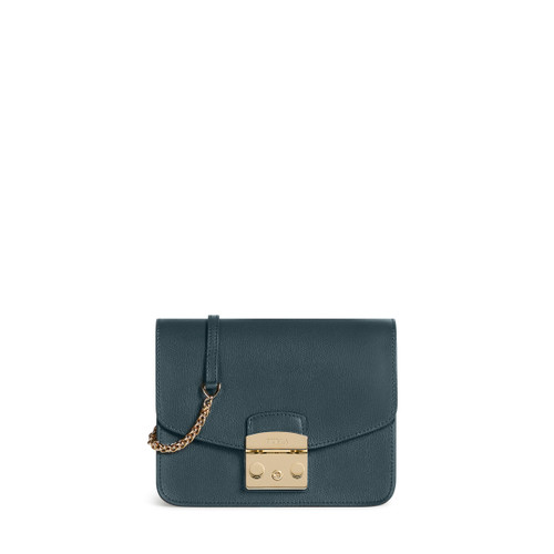 Shoulder Bag for Girls Woman C Fashion Leaf Printing High Capacity Bucket Bag Backpack