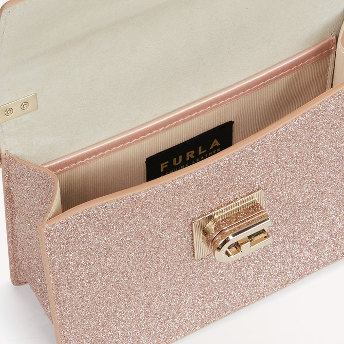 MINI CROSSBODY COLOR CARNE FURLA 1927