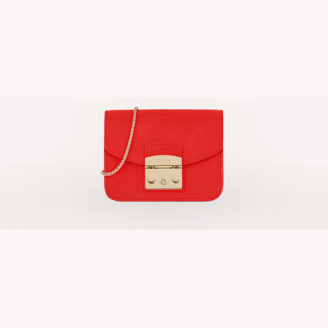 MINI CROSSBODY KISS f FURLA METROPOLIS