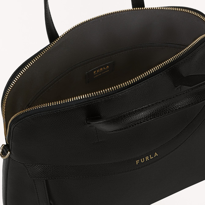DOME L NERO FURLA PIPER