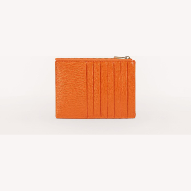 CREDIT CARD CASE ORANGE i FURLA 1927