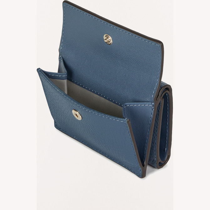 コンパクト財布 BLU DENIM FURLA BABYLON