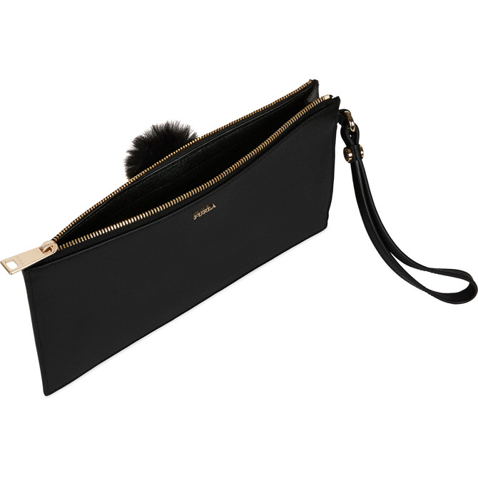 ENVELOPE NERO FURLA ALLEGRA