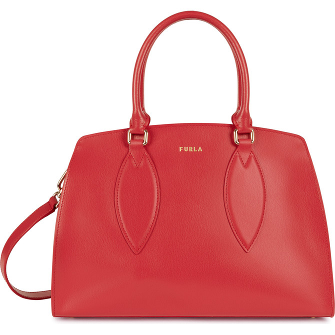 トートバッグ RUBY FURLA DORIS