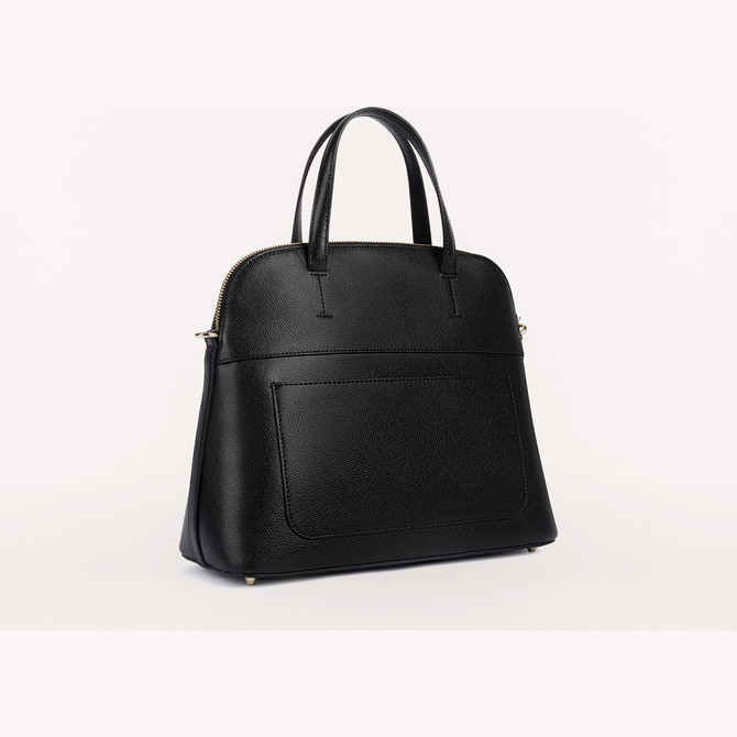 DOME M NERO FURLA PIPER