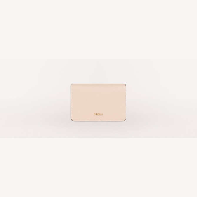 CREDIT CARD CASE CANDY ROSE FURLA BABYLON