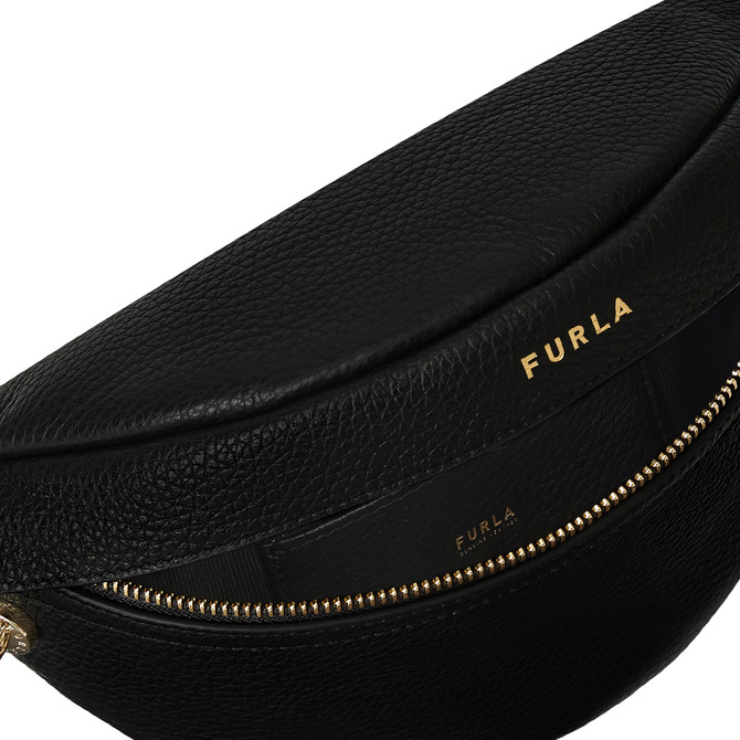 BELT BAG NERO FURLA PIPER