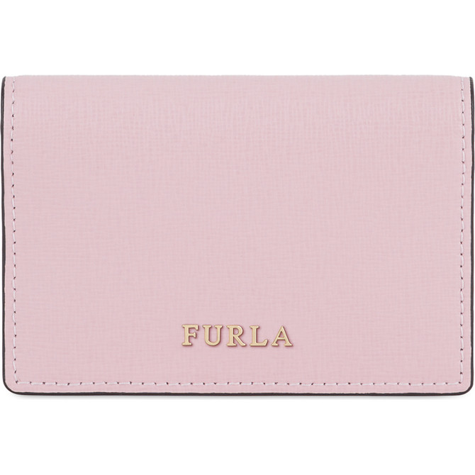 BUSINESS CARD CASE CAMELIA e FURLA BABYLON
