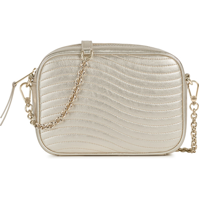 MINI CROSSBODY COLOR PLATINO FURLA SWING